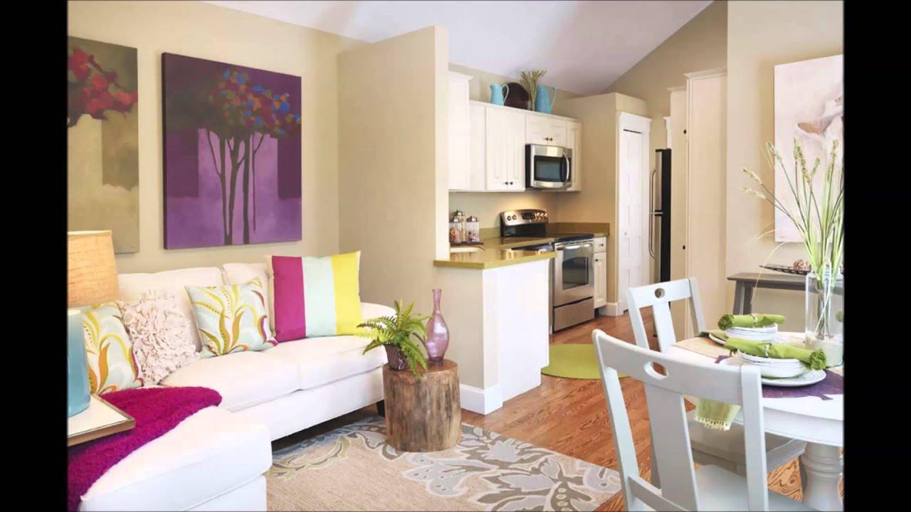 25 Best Small Open Plan Kitchen Living Room Design Ideas ...