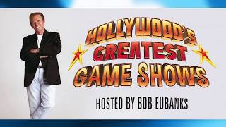 BOB EUBANKS & THE GAME SHOW TV SPOT LRCRTVNOV18BEG DVD