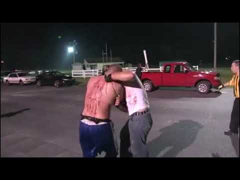 [FREE MATCH] CZW Southern Violence: Jon Moxley (Dean Ambrose In WWE) Vs Nick Gage Vs Drake Younger