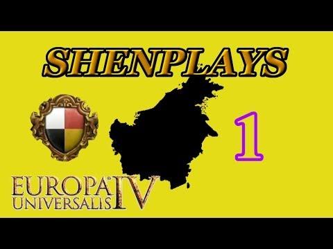 Europa Universalis 4 - Brunei 1