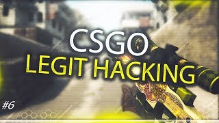 "CSGO LEGIT HACKING (episode 6) ""HE TOLD ME TO PLAY MINECRAFT"" 