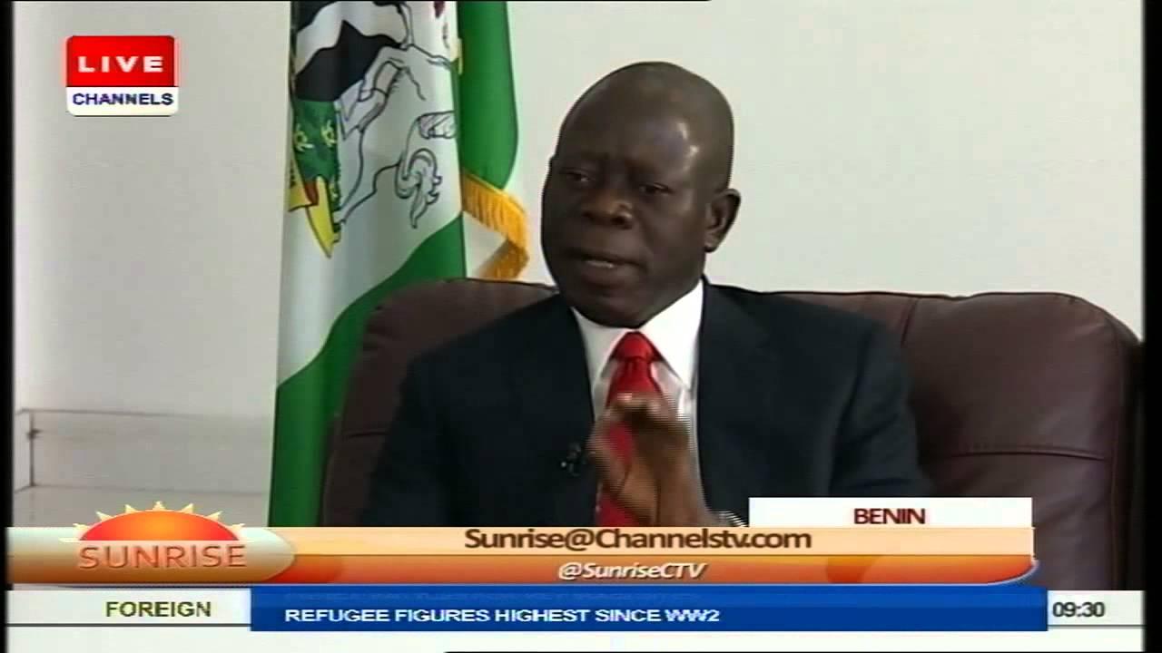 Oshiomhole Gives INEC A Passmark On Ekiti Election Conduct