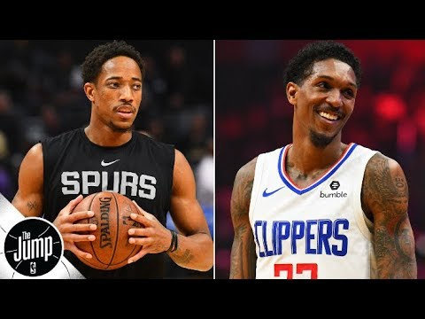 Tracy McGrady, Paul Pierce explain why the Spurs and Clippers will make the NBA playoffs | The Jump