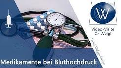 Welche Medikamente senken den Blutdruck?💡 Die Big 5 der Blutdrucksenker (ACE-Hemmer, Betablocker.)
