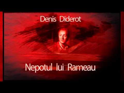 Nepotul lui Rameau  -Denis Diderot