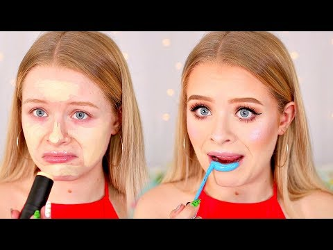FULL FACE OF MAKEUP I'M THROWING OUT | sophdoesnails