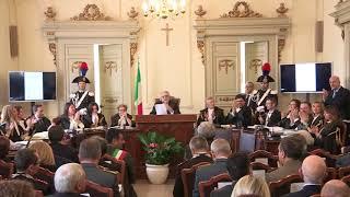 Inaugurazione anno giudiziario 2018 - Tar Puglia Bari
