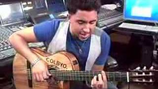 """Colby O'Donis """"What You Got"""" Acoustic Spanish Version"""