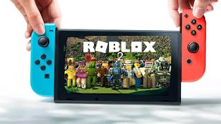 Roblox 2 is coming to Nintendo Switch! (Smash 5 Meme)