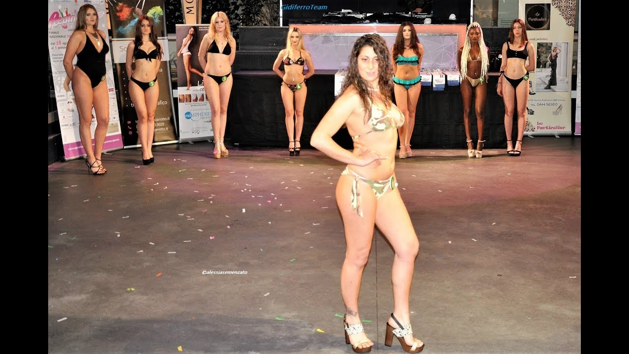 Miss Reginetta d'Italia Veneto 2^ Selezione Vicenza