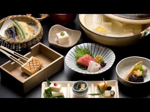 Giappone La cucina tipica di Kyoto  YouTube