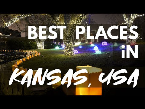 10 Best Travel Destinations in Kansas USA