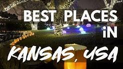 10 Best Travel Destinations in Kansas USA