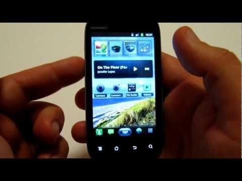 IDEOS ITALIA - Huawei Vision U8850 Recensione Video Review