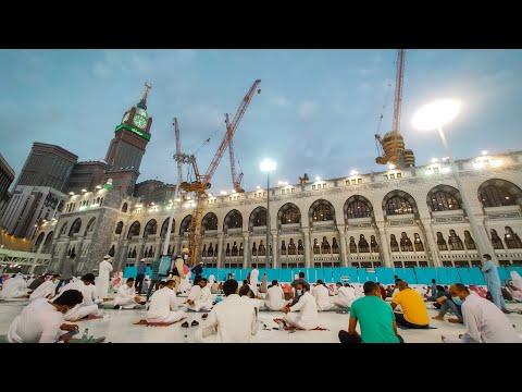 EID Mubarak 💐🤍 Eid Live from Masjid Al Haram Makkah Saudi Arabia | Eid Mubarak Makkah Live #shorts