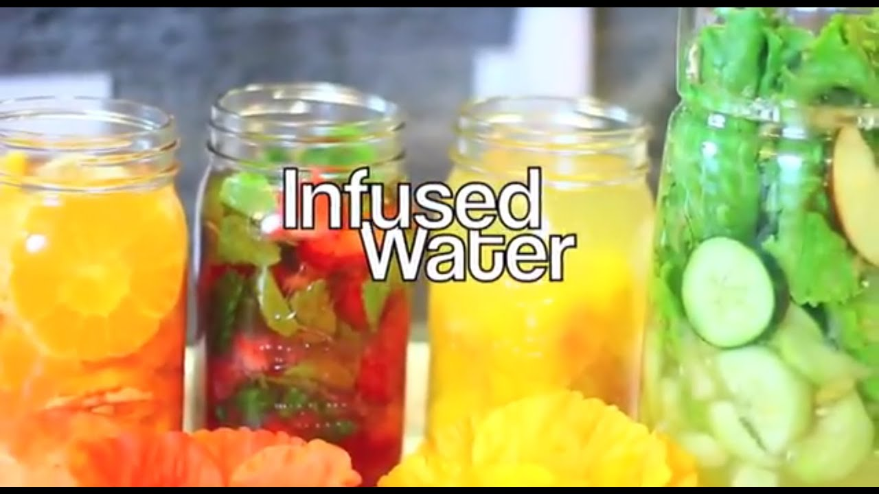 Top 10 DIY Infused Detox Water Recipes