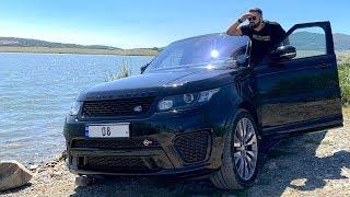 უხეში ტესტ დრაივი - Range Rover Sport SVR - დაშკივული კომპრესორი!