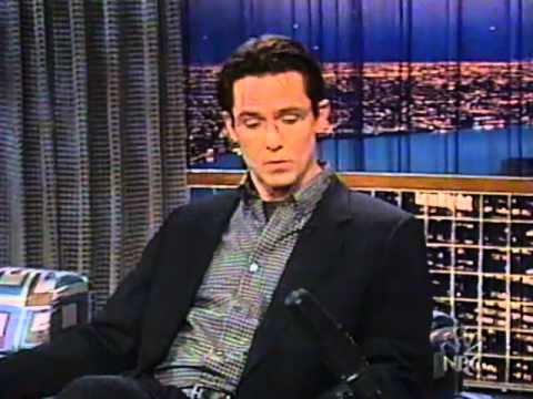 Billy Campbell on Conan 2002