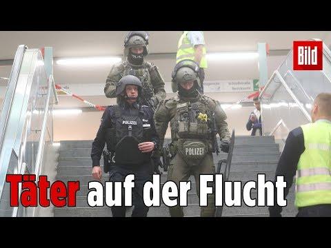 SEK-Einsatz: Mann in Hamburg angeschossen