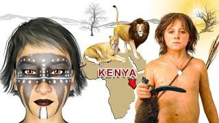 видео Особенности современной культуры :: Кения. Комплексная страноведческая характеристика страны :: Индустрия туризма