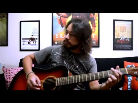 Richie Kotzen - What Is (Acoustic Cover by James Keifer)