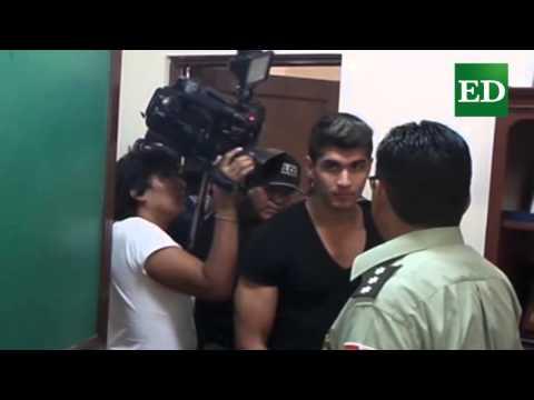 VIDEO: Anoche Kenny Teodovich se entregó a la policía