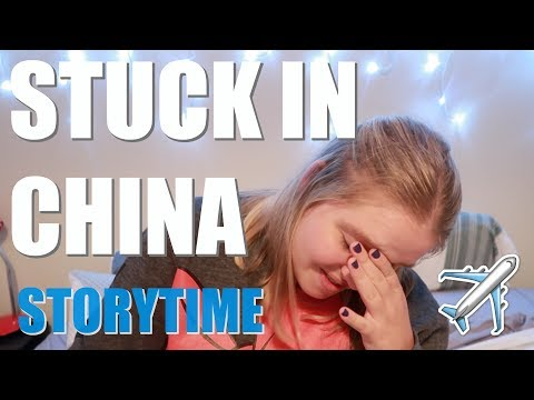 YOU'LL NEVER BELIEVE WHAT HAPPENED IN CHINA - STORYTIME