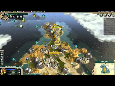 Wynn's Civilization V Campaign (14):Preparing for the Ocean!