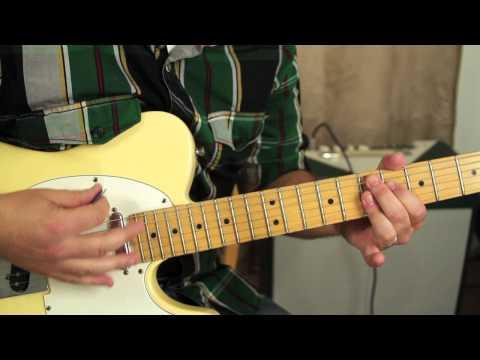 Guitar Lessons - Funk R&B Soul Jazz