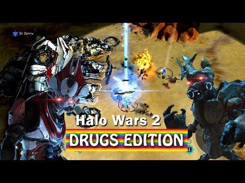 Halo Wars 2 Drugs Edition