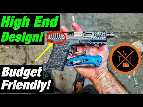 Crazy Affordable Custom Glock Slides! 😍P80 Glock 19 Build 4!
