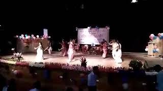 Kabi nazrul college ar Nobin boron ar dance