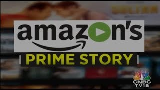 Business Growing Fast For Amazon Prime In India : Jennifer Salke & James Farrell Exclusive |