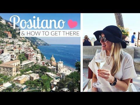 TRAVEL DIARY: POSITANO, AMALFI COAST, ITALY