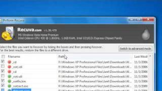 Recover Deleted Files from Digital Cameras, USB Flashdrives, Recycle Bin and Hard Drive for Free