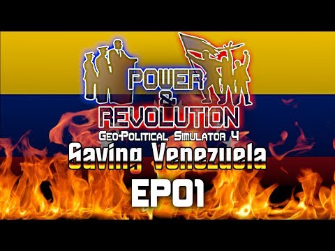 Geopolitical Simulator 4: Power and Revolution | Venezuela |
