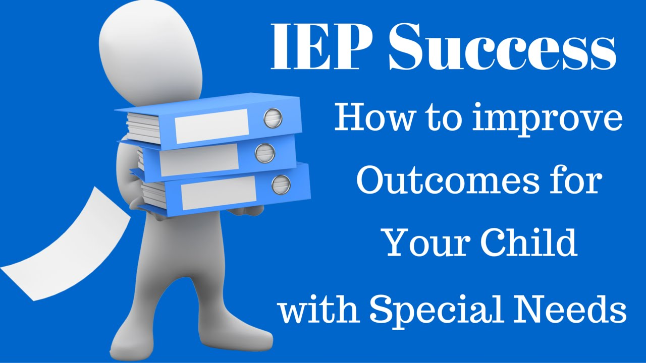How Can We Improve Special Education >> Spec Ed Director Reveals How To Improve Outcomes In Ieps Youtube
