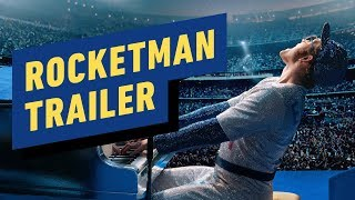 Rocketman Official Trailer (2019) Taron Egerton, Bryce Dallas Howard
