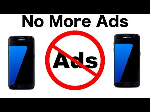 How To Block Ads On Android - Samsung Galaxy S6