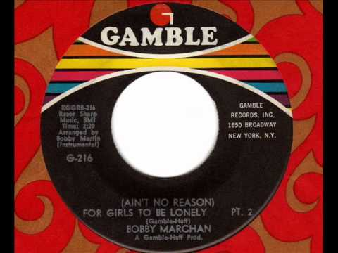 BOBBY MARCHAN Ain't no reason for the girls Pt.1