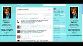 How To Use Twitter - Basics For New Users!