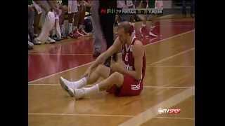 Dünya Basketbolunda Bir İlk Yaşandı Türkiye-Portekiz