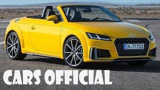 2019 Audi tt Roadster: Details (Interior)