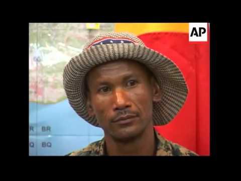 Man who allegedly shot East Timor