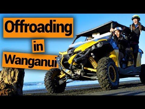 4x4 Offroading in Wanganui - New Zealand's Biggest Gap Year – Backpacker Guide New Zealand
