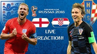 England vs Croatia Watch Party!