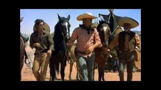 "●{Max Steiner}● ~ ::: ~ ::: ""The Searchers"" ::: ~ ::: ~ 'Centauros del Desierto' ::: ~ ::: ~ wmv"