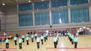 2018년 광주라인댄스…