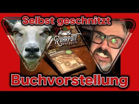 Selbst geschnitzt - Schafe sabotieren Dreharbeiten! - Ruhrpott Outdoor