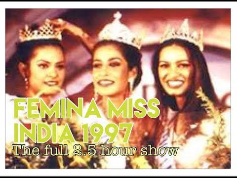 Femina Miss India 1997 - The Complete Show